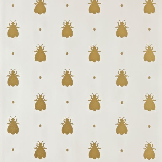 Bumble Bee Tapete von Farrow and Ball