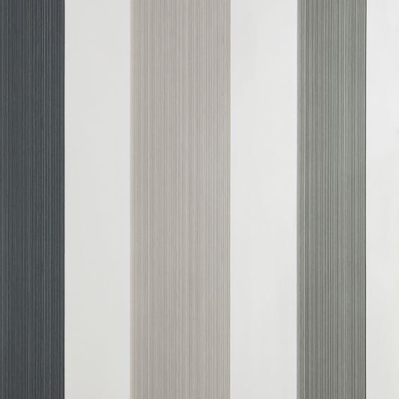 Chromatic Stripe Tapete von Farrow and Ball