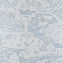 Farrow and Ball Tapete in Design Gable BP 5404