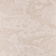 Farrow and Ball Tapete in Design Gable BP 5406