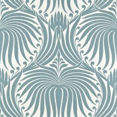 Farrow and Ball Tapete in Design Lotus Large BP 2053