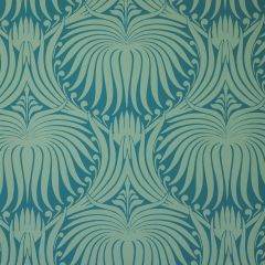 Farrow and Ball Tapete in Design Lotus Large BP 2064