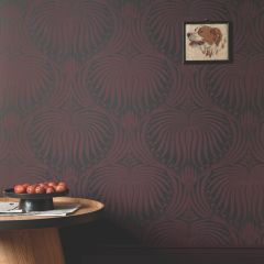 Farrow and Ball Tapete in Design Lotus Large BP 2065