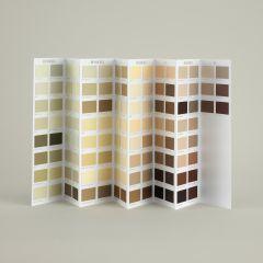 Farbkarte von Ressource - Les Neutres 2 - warme Neutraltöne