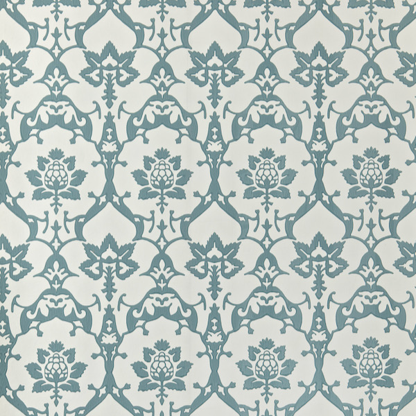 Brocade Tapete von Farrow and Ball in 3209