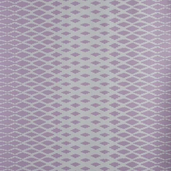 Tapete in Muster Lattice von Farrow and Ball