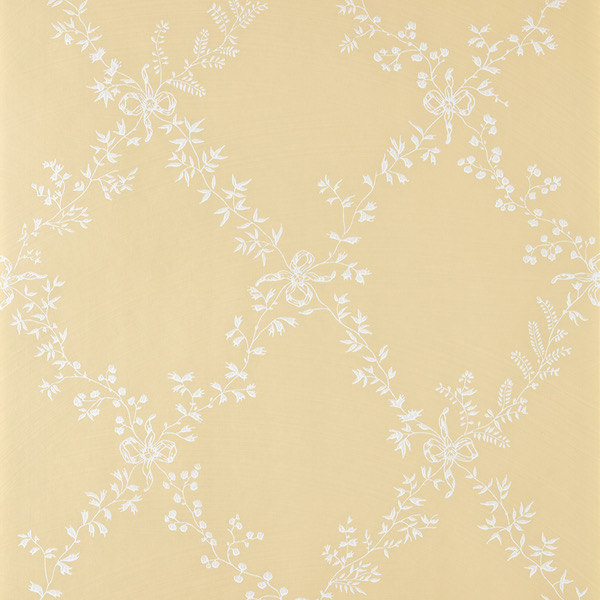 Tapete in Muster Toile Trellis von Farrow and Ball in 5303